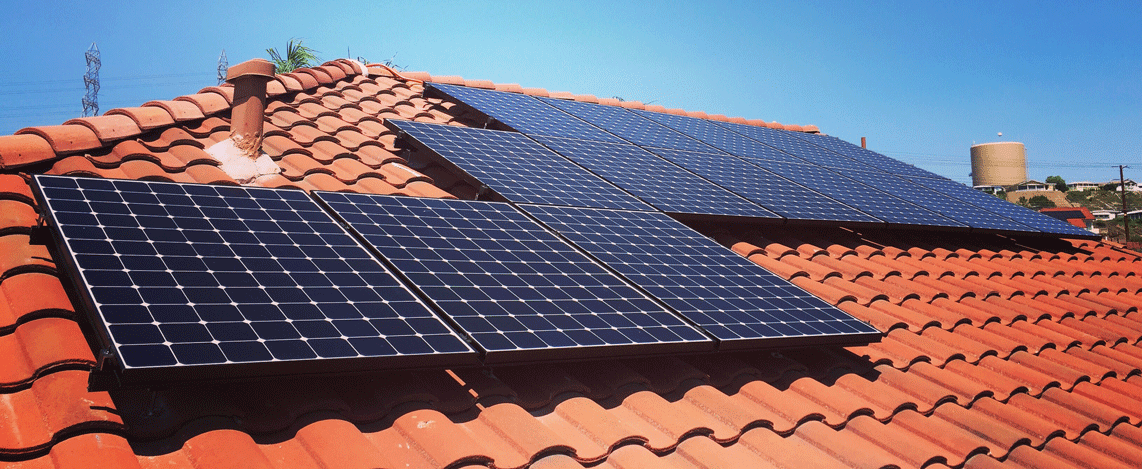 Are solar energy systems safe for residential usage?