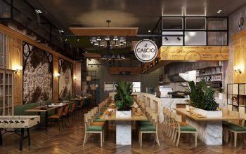 Restaurants and interior designers
