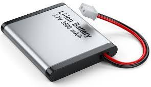 Benefits of using li ion battery