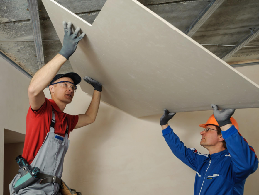 Tips for finding the best ceiling contractor